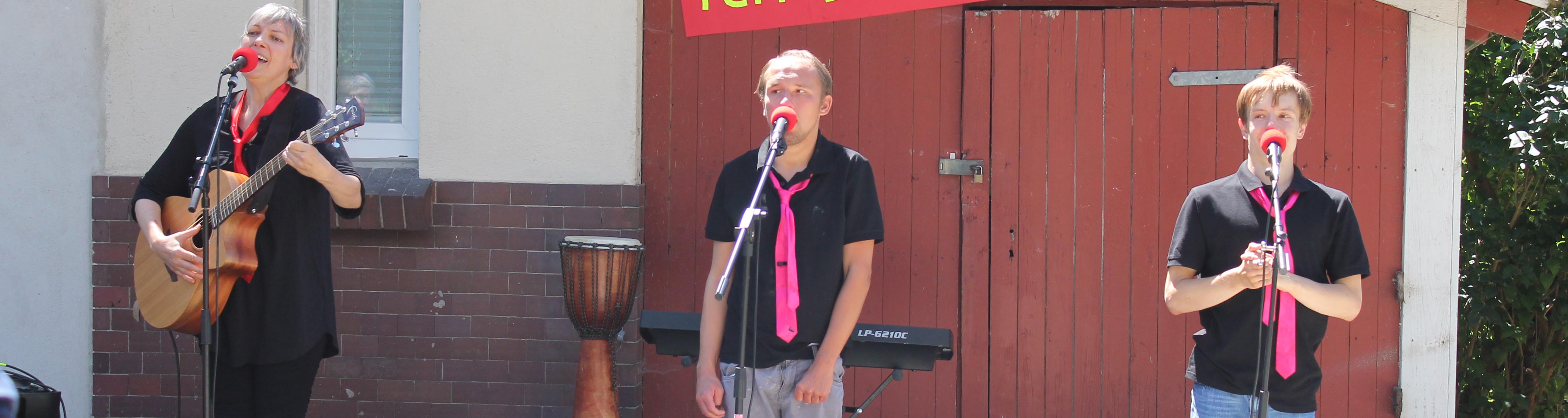 Song-Werkstatt AWG Reitbrook